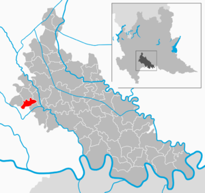 Marudo - Image: Map IT Lodi Marudo