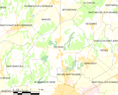 Map commune FR insee code 26231.png