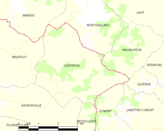 Map commune FR insee code 32084.png