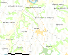 Map commune FR insee code 33350.png
