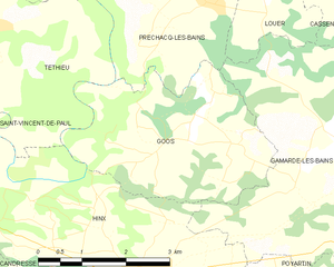 Map commune FR insee code 40113.png