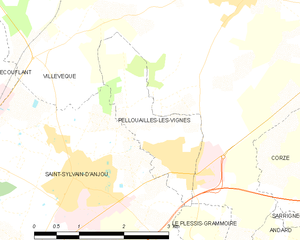 Map commune FR insee code 49238.png
