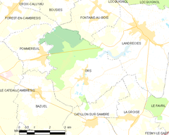 Map commune FR insee code 59450.png