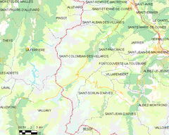 Map commune FR insee code 73230.png