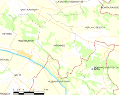 Map commune FR insee code 82188.png