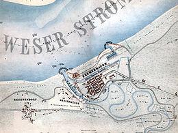 Map of Bremerhaven 1849.jpg