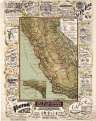 Map of California roads for cyclers. LOC 97683587.tif