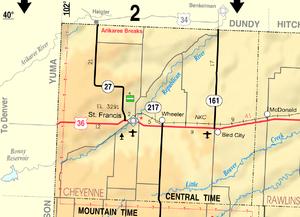 Cheyenne County, Kansas