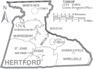 Hertford County North Carolina Wikipedia