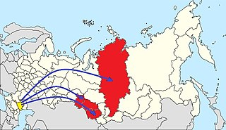 genocidal deportation of the Kalmyks to Siberia