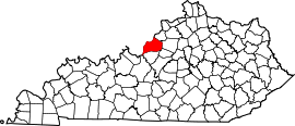 Map of Kentucky highlighting Jefferson County.svg