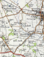 Map of Knodishall from the 20th Century.png