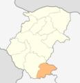 Map of Varshets municipality (Montana Province).png