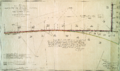 Map of wedge maryland pennsylvania delaware 1850 survey corps of engineers.png