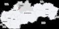 Map slovakia rajec.png