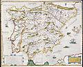 Mapa de España y Portugal (Forlani de Veronese).jpg