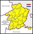 Mappa Diocesi di Hasselt.png