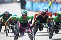 Maratona Paralímpica T54, na praia de Copacabana (29773938305).jpg