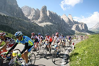 Cyclosportive Cycling event