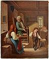 Marc Louis Benjamin Vautier (1829-1898), Kopie nach, Gemälde, Das ist ein Taugenichts, D1692.jpg