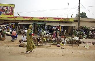 Porto-Novo - Ouando Market, in Porto-Novo