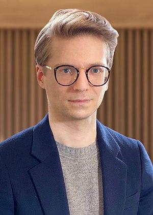 Marcis Liors Skadmanis - Image: Marcis Liors Skadmanis