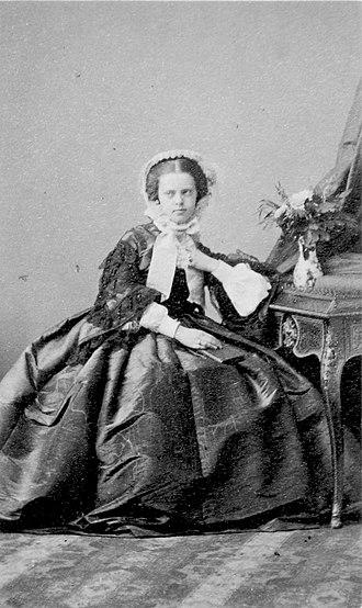 Princess Maria Clotilde of Savoy - Image: Maria Clotilde di Savoia