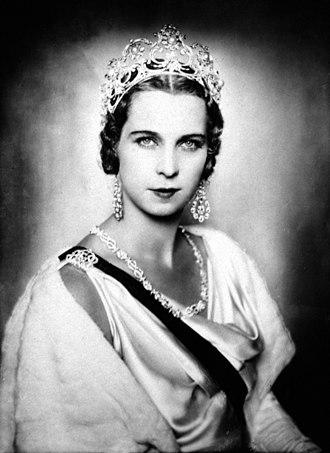 Marie José of Belgium - Image: Marie José of Belgium 2