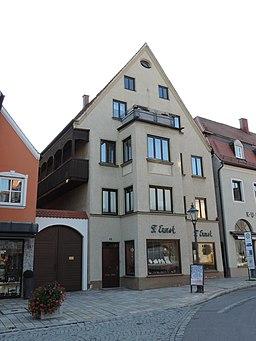 Marienplatz in Friedberg