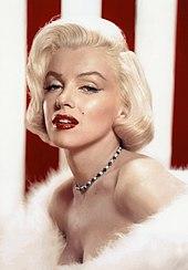 Assorbente Rosa Padre  Marilyn Monroe - Wikipedia