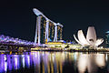 Marina Bay Sands, Singapore, at night - 20140608.jpg