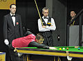 Mark Allen, Nigel Bond and Theo Selbertinger at Snooker German Masters (DerHexer) 2013-01-30 01.jpg