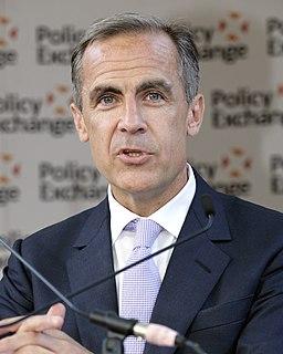Mark Carney Central banker