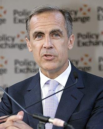 Mark Carney - Carney in 2015