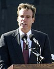 Mark Warner during the Commissioning Ceremony for the VIRGINIA (SSN 774).jpg