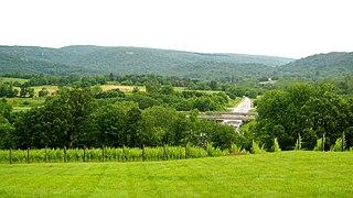 Markham, Fauquier County, Virginia Unincorporated community in Virginia, United States