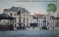 Markt, Zottegem (historische prentbriefkaart) 06.jpg