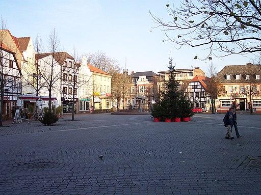 Marktplatz Kamen