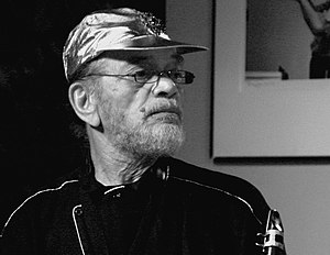 Marshall Allen - Photo of Marshall Allen by Seth Tisue