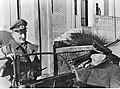 Marszałek Albert Kesselring i gen. Heinrich Gottfrid von Vietinghoff na froncie włoskim (2-2078).jpg