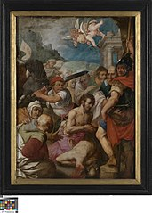 The Martyrdom of the Saints Crispin and Crispinian