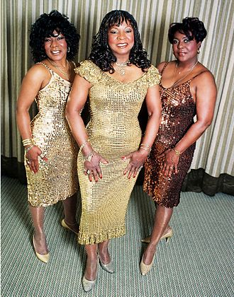 Martha Reeves - Lois, Martha and Delphine