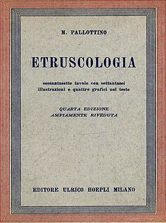 Etruscology