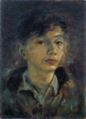 MatsumotoShunsuke Head(Self-Portrait).png