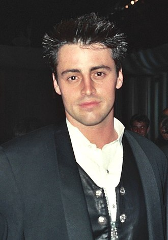 Matt LeBlanc - LeBlanc at the 1995 Emmy Awards