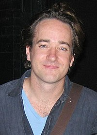 Matthew Macfadyen in London, 2007