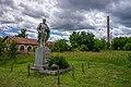 Matusiv World War II Monument near Sugar Plant SAM 0489.jpg