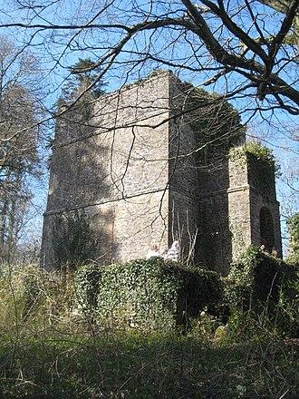 Pentillie - Pentillie Mausoleum