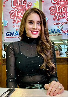 Max Collins (actress) Filipino actress and model
