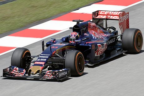 Max Verstappen 2015 Malaysia FP1